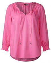 Street One 340811 Lia, Blusa Donna, Rosa (Flamingo Pink 11272), 48