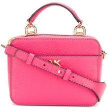 - Michael Michael Kors - Mott crossbody bag - women - pelle - Taglia Unica - di colore rosa