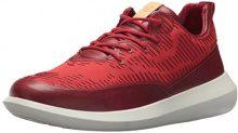 ECCO Scinapse, Scarpe da Ginnastica Basse Donna, Rosso (Chili Red/Chili Red), 39 EU