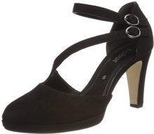 Gabor Shoes Fashion, Scarpe con Tacco Donna, Nero (Schwarz), 40 EU