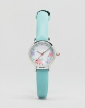 Johnny Loves Rosie - Orologio menta a fiori
