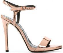 Marc Ellis - Sandali metallizzati - women - Leather/Patent Leather - 37, 39, 40 - METALLIC