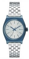 SMALL TIME TELLER - Orologio - navy/silver-coloured
