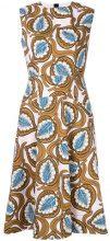Marni - Vestito midi stampato - women - Cotone - 42, 44 - Multicolore