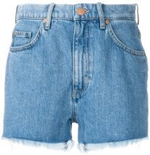 Mih Jeans - Shorts in denim 'Halsy' - women - Cotone - 26, 27, 28, 29 - BLUE