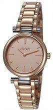 Joop! Orologio da Polso, Analogico, Donna, Cinturino in Acciaio Inox, Oro Rosa