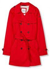 edc by Esprit 017CC1G009, Giubbotto Donna, Rosso (Red), 34 (Taglia Produttore: X-Small)