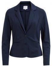 VILA Classic Blazer Women Blue