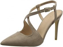 New Look Torrential, Scarpe col Tacco Punta Chiusa Donna, (Light Brown 21), 40 EU