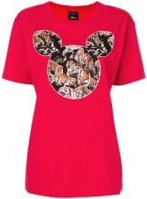 Marcelo Burlon County Of Milan - T-shirt 'Mickey Mouse' - women - Cotone - S, M, XS, L, XXS - RED