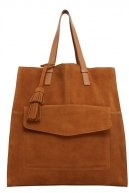 Shopping bag - medium brown