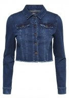 Giacca di jeans - dark blue denim
