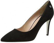 Pollini W.Shoe, Scarpe con Tacco Donna, (Nero 000), 41 EU
