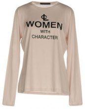LES COPAINS  - TOPWEAR - T-shirts - su YOOX.com