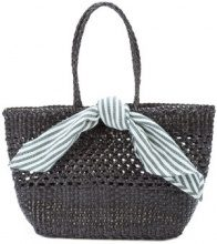 Loeffler Randall - Edith tote - women - Leather - OS - Nero