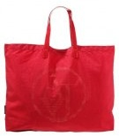 Shopping bag - tango red