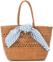 Loeffler Randall - Edith tote - women - Leather - OS - NUDE & NEUTRALS
