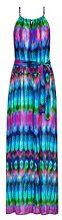 Cyell Gaby, Copricostume Donna, Multicolore (Blue Lagoon), 46