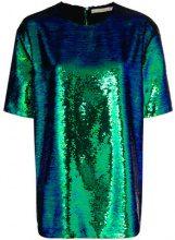 Amen - Top a maniche corte - women - Polyester - 38, 40, 42, 44 - Verde
