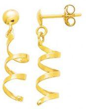 Bijoux pour tous-Orecchini pendenti, in oro giallo 9 kt, 9K11822,1