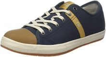 Caterpillar Checklist Canvas, Sneaker Uomo, Blu (Mens Blue Mens Blue), 41 EU