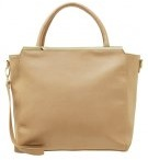 Shopping bag - taupe