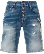 Dondup - Shorts denim - men - Cotone/Spandex/Elastane/Polyester - 34 - Blu