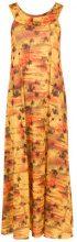 Lygia & Nanny - printed Manati dress - women - Polyester - 38, 40, 42, 44 - Giallo & arancio