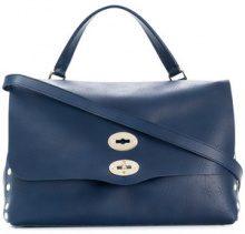 Zanellato - Borsa a mano - women - Leather - OS - BLUE