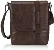 Bruno Banani Shoulder Bag BL 320.1311, Borsa a tracolla Donna, Marrone (Braun (braun), 30x38x9 cm (L x A x P)