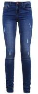 NMEVE - Jeans slim fit - medium blue denim
