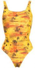 Lygia & Nanny - Hapune swimsuit - women - Polyamide/Spandex/Elastane - 38, 40, 42, 44, 46, 48 - Giallo & arancio