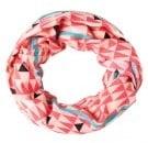 Scaldacollo - pink/rose/white/black