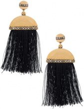 Camila Klein - tassel earrings - women - Metal (Other) - OS - METALLIC