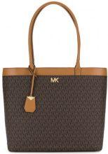- Michael Michael Kors - Maddie tote bag - women - PVC - Taglia Unica - color marrone