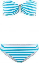 Bikini a fascia (Blu) - BODYFLIRT