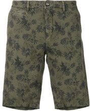 Altea - Bermuda - men - Cotone/Linen/Flax - 48 - GREEN