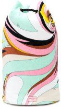 Emilio Pucci - Zaino oversized - women - Cotone - One Size - Multicolore