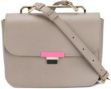 Furla - Elisir bag - women - Leather/Nylon/Polyurethane - OS - Grigio