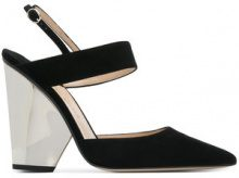 - Paul Andrew - Pumps Pawson - women - Calf Leather/Suede/Leather - 38.5, 36, 37.5, 40 - Nero