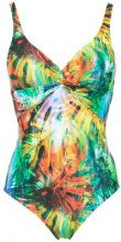 Lygia & Nanny - Adriana swimsuit - women - Polyamide/Spandex/Elastane - 38, 40, 42, 44, 46, 48, 50 - Verde