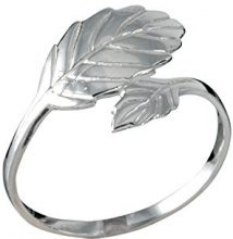 Canyon anello in argento Sterling 925r4083, argento, 54 (17.2), colore: silberfarben, cod. R4083-T54