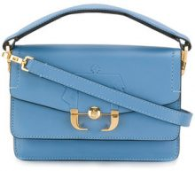Paula Cademartori - Twi Twi - women - Calf Leather/Microfibre - OS - Blu