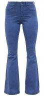 Jeans a zampa - 70's blue