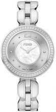 Fendi - Fendi My Way watch - women - Fox Fur/metal - OS - Metallizzato