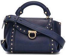 Salvatore Ferragamo - Borsa a spalla - women - Calf Leather - OS - BLUE
