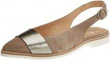 Gadea 40531, Sandali con Cinturino alla Caviglia Donna, Multicolore (Ante Stone/Likid Laton), 39 EU