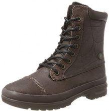 DC Shoes Amnesti WNT, Stivali Donna, Marrone (Brown/Chocolate), 36 EU