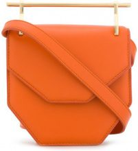 M2malletier - Mini borsa Amor Fati - women - Calf Leather - OS - YELLOW & ORANGE