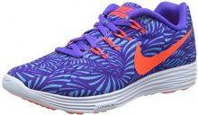 Nike Lunar Tempo 2 Print - Scarpe Running Donna, Viola (500), 39 EU